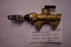 BR. Rear (Foot) Brake Master Cylinder, Ram 170 + 250, etc.